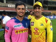 IPL 2019 में इतिहास रचने वाले 17 साल के रियान पराग का खुलासा, बताया कैसी थी धोनी से हुई मुलाकात