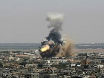गाजा से तेल अवीव पर दागे गए दो रॉकेट, हमास पर शक, इजरायल ने किया पलटवार