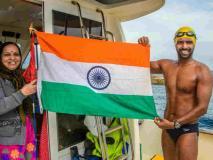 भारत के रोहन मोरे ने रचा इतिहास, 'ओशन सेवन' चैलेंज पूरा करने वाले बने दुनिया के सबसे युवा तैराक
