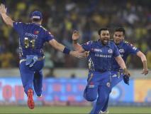 IPL 2019: रोहित शर्मा ने आखिरी गेंद के लिए बनाया था खास 'प्लान', मुंबई के जाल में ऐसे फंसा CSK का बल्लेबाज