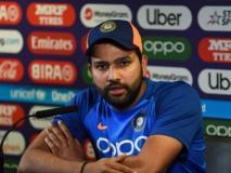 CWC 2019: रोहित शर्मा ने धोनी के बर्थडे प्लान के सवाल पर दिया ऐसा मजेदार जवाब, वीडियो हुआ वायरल