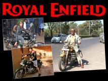 Royal Enfield के दीवाने हैं नाना पाटेकर से लेकर ये मशहूर एक्टर-एक्ट्रेस, देखें तस्वीरें