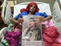 सलाम: सरहद पर शहीद हुआ पति, पत्नी ने दिया जुड़वा बच्चों को जन्म, कहा- ये भी बनेंगे सैनिक...