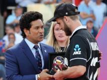 सचिन ने वर्ल्ड कप फाइनल में न्यूजीलैंड की हार के बाद केन विलियम्सन से क्या कहा था, खुद किया खुलासा