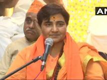 साध्वी प्रज्ञा ठाकुर पर चुनाव आयोग ने लगाया 72 घंटे का बैन, बाबरी मस्जिद पर दिया था बयान