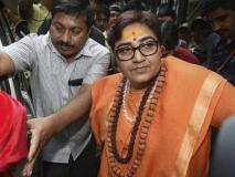 'नाथूराम गोडसे देशभक्त' बयान पर बवाल के बाद प्रज्ञा ठाकुर ने कहा- 'पार्टी की लाइन ही मेरी लाइन'