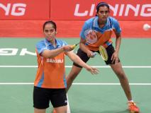 इंडिया ओपन बैडमिटन: पहले दौर में सायना नेहवाल और पीवी सिंधु जीतीं, एचएस प्रणॉय हारे