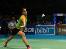 Indonesia Masters: साइना नेहवाल बनीं चैम्पियन, कैरोलिना मारिन ने बीच में छोड़ा फाइनल मैच