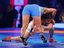एशियाई कुश्ती चैंपियनशिप: विनेश फोगाट के बाद साक्षी मलिक ने भी किया ब्रॉन्ज मेडल पर कब्जा