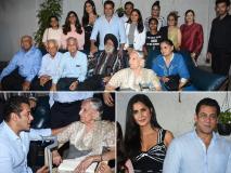 'भारत' स्पेशल स्क्रीनिंग: विभाजन का दर्द झेल चुके परिवारों से सलमान खान और कैटरीना कैफ ने की मुलाकात, देखें Pics
