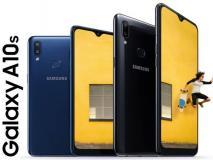 4000mAh बैटरी और बड़ी स्क्रीन के साथ Samsung ने लॉन्च किया Galaxy A10s स्मार्टफोन, जानें कीमत और अन्य फीचर्स