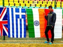 एशियन पैरा गेम्स: संदीप ने भाला फेंक में बनाया विश्व रिकॉर्ड, भारत को तीन गोल्ड सहित कुल 11 पदक