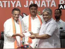 बीजेपी में शामिल हुए सपा के संजय सेठ और सुरेंद्र सिंह नागर, राज्यसभा से दिया था इस्तीफा