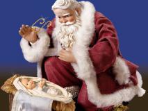Christmas 2018: कुंवारी महिला के गर्भ से पवित्र आत्मा द्वारा जन्मे थे यीशु, पहले ही चमत्कार में 5 रोटी से भरा था 5 हजार लोगों का पेट