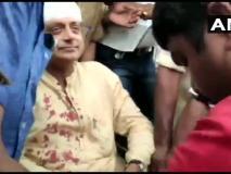मंदिर में पूजा के दौरान गिरने से शशि थरूर गंभीर रूप से घायल, सिर में चोट, लगे 6 टांके