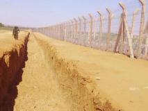 घोटाले का हैरान करने वाला मामला, 10 किलोमीटर बॉर्डर को घेरने में खर्च हो गये 2 अरब रुपये!