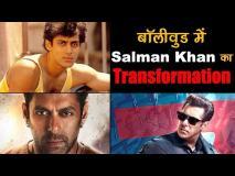 मैंने प्यार किया के प्रेम से दबंग खान तक, देंखे सलमान खान का ट्रांसफॉर्मेशन वीडियो