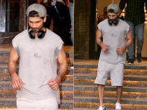 Pics: शाहिद कपूर अपकमिंग फिल्म 'Kabir Singh' के लिए जिम में बहा रहे हैं पसीना