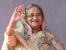 डे नाइट टेस्ट देखने पहुंचीं बांग्लादेश की PM शेख हसीना, सौरव गांगुली ने एयरपोर्ट पर किया स्वागत