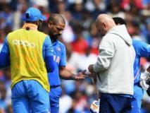 ICC World Cup 2019: चोटिल होने के बाद शिखर धवन का ट्वीट, 'हम परों से नहीं, हौसलों से उड़ते हैं'