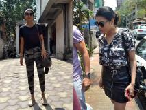 श्रुति हासन, शिल्पा शेट्टी का नया लुक हुआ कैमरे में कैद, आप भी देखें