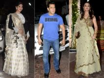 Shilpa Shetty Diwali Party Photos: सलमान खान, जैकलीन फर्नांडिस, प्रीति जिंटा समेत इन सितारों का दिखा जलवा