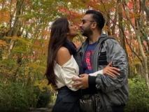 मैरिज एनिवर्सरी पर शिल्पा शेट्टी ने पति राज कुंद्रा को होठों पर किया Kiss, अब तेजी से वायरल हो रहा है ये वीडियो