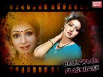 #Bollywoodflashback: कहते थे इसको 'हवा हवाई', 4 साल की उम्र से आखिरी सांस तक श्रीदेवी ने किया दिलों पर राज