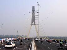 कांग्रेस की केजरीवाल से अपील, सिग्नेचर ब्रिज का नाम शीला दीक्षित के नाम पर रखें