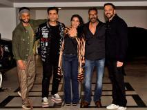 'Simmba' Success Party: रणवीर सिंह, सारा अली खान, अजय देवगन, करण जौहर, रोहित शेट्टी समेत ये स्टार्स आए नजर