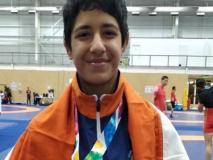 यूथ ओलंपिक: कुश्ती में सिमरन ने जीता सिल्वर मेडल, फाइनल में अमेरिकी पहलवान ने हराया