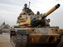 सीरिया वॉर: तुर्की ने खारिज कर दिया संघर्षविराम, कहा-ट्रंप प्रशासन के प्रतिबंधों से चिंतित नहीं