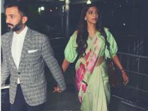 पति आनंद आहूजा के साथ कान फिल्म फेस्टिवल के लिए रवाना हुईं सोनम कपूर