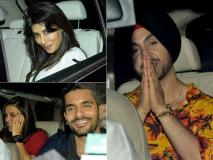 Soorma Screening Pics: दिलजीत दोसांझ, चित्रांगदा सिंह और अंगद बेदी समेत इन स्टार्स ने देखी फिल्म