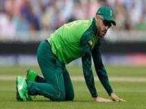 ICC World Cup 2019: दक्षिण अफ्रीकी कप्तान डु प्लेसिस को अफसोस, बोले- शुरू में आसान मैच मिलते तो...