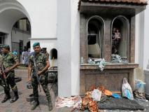 श्रीलंका ब्लास्ट: कोलंबो एयरपोर्ट के पास मिला पाइप बम, श्रीलंकाई एयरफोर्स ने किया निष्क्रिय