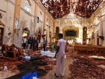 श्रीलंका बम ब्लास्ट: श्रीलंकन आर्मी चीफ ने कहा, कश्मीर से आए थे ईस्टर संडे के हमलावर