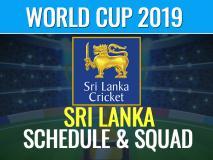 ICC World cup 2019 Sri Lanka Team Full Schedule: जानिए किस दिन खेले जाएंगे श्रीलंका के मुकाबले, क्या है पूरी टीम?