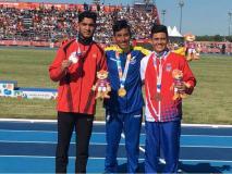 यूथ ओलंपिक: भारत के पवार ने 5000 मीटर पैदल चाल में जीता सिल्वर मेडल