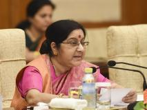 सुषमा स्वराज ने कहा, 'करतारपुर कॉरिडोर खुल जाने का मतलब पाकिस्तान से बातचीत नहीं है, पहले रोके आतंकवाद फिर होगी बातचीत'
