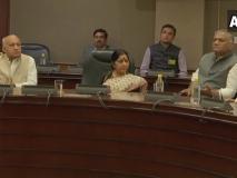 अफगानिस्तान हमले में मारे गए सिखों के परिजनों ने विदेश मंत्री सुषमा स्वराज से की मुलाकात, की ये मांग