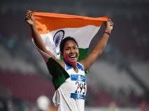 एशियन गेम्स: एथलेटिक्स में भारत का यादगार प्रदर्शन, स्वदेश वापसी पर एथलीटों का शानदार स्वागत