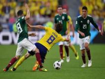 फीफा वर्ल्ड कप: स्वीडन की मैक्सिको पर जीत, ग्रुप-एफ से दोनों टीमें नॉक आउट में
