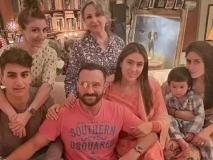 सोहा अली ने पटौदी परिवार की खास फोटो की शेयर, देखिए स्पेशल पिक में कौन-कौन आया नजर