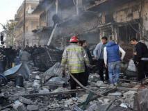 पांच दिन के संघर्ष विराम के बावजूद तुर्की ने सीरिया पर की बमबारी, अमेरिका बोला- पहला दिन सकारात्मक रहा!