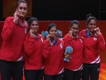 CWG 2018: भारत की महिला टेबल टेनिस टीम ने रचा इतिहास, पहली बार जीता गोल्ड मेडल