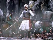 Tanhaji: The Unsung Warrior ट्रेलर हुआ रिलीज, रौंगटे खड़े कर देगी अजय देवगन और सैफ अली खान की फाइट, देखें तस्वीरें