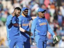 CWC 2019: खेल मंत्री ने दी टीम इंडिया को सातवीं बार वर्ल्ड कप सेमीफाइनल में पहुंचने पर बधाई