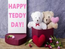 Teddy Day 2019 : इजहार-ए-इश्क के लिए टेडी के साथ भेजें ये 5 शायरी, खुशी से झूम उठेगी आपकी पार्टनर