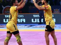 प्रो कबड्डी लीग 2018: तेलुगू टाइटंस ने गत चैंपियन पटना पाइरेट्स को हराया, चमके विशाल और अबोजार